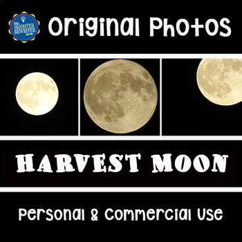 Stock Photos: Harvest Moon