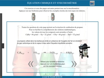 Stoechiométrie 1