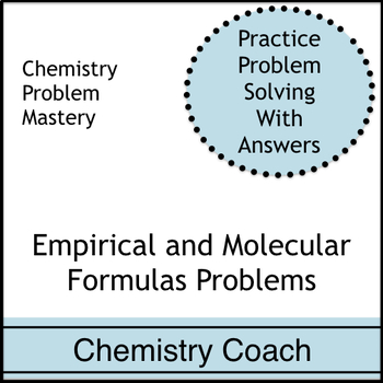 Stoichiometry: Empirical (Simplest) and Molecular Formula