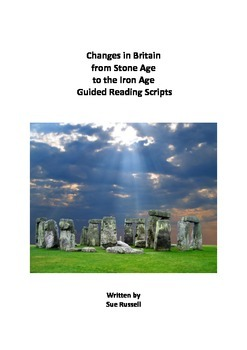 Stone Age to Iron Age Guided Reading