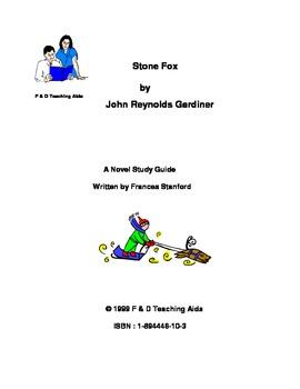 Stone Fox Novel Study Guide