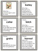 Stone Soup- Vocabulary and Now/Then Unit