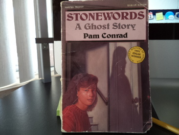 Stonewords: A Ghost Story ISBN 0-06-440354-8