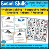 Social Skills Activities: Taking Perspectives, Problem Sol