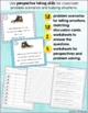 Walk A Mile in My Shoes Game- Social Skills & Perspectives
