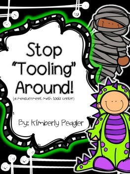 "Stop ""TOOLING"" Around!"