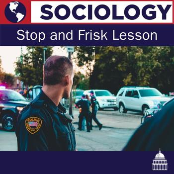 Stop and Frisk Lesson Plan