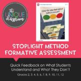 Stoplight Method Formative Assessment