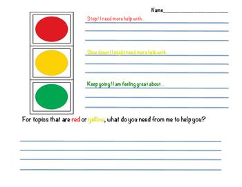 Stoplight Self-Assessment