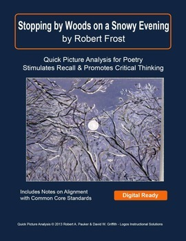 """Stopping by Woods on a Snowy Evening"" by Robert Frost: Qu"