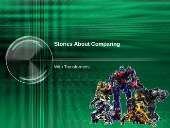 Stories About Comparing PowerPoint : Transformers