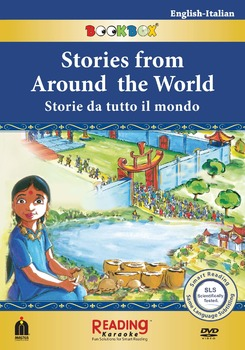 Stories from Around the World- Bilingual in Italian & Engl