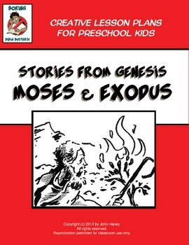 Stories from Genesis: MOSES