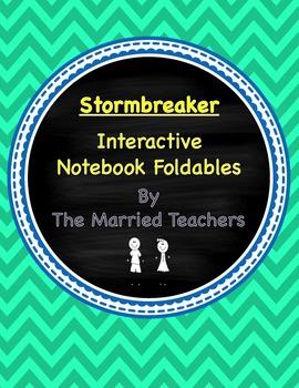 Stormbreaker Interactive Literature and Grammar Notebook F