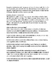 Storms Notes - Winter Storms, Thunderstorms, Hurricanes, a