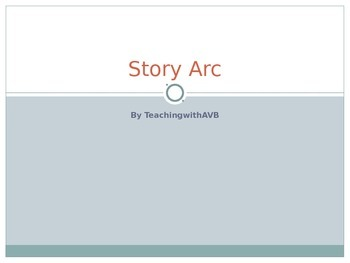 Story Arc Lesson for all ages!