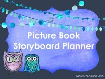 Story Board Writing Plan