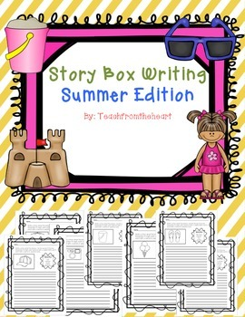 Story Box Writing (Summer Edition)