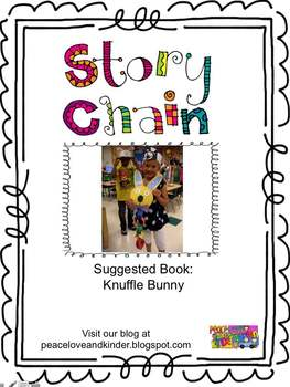 Story Chain for Knuffle Bunny