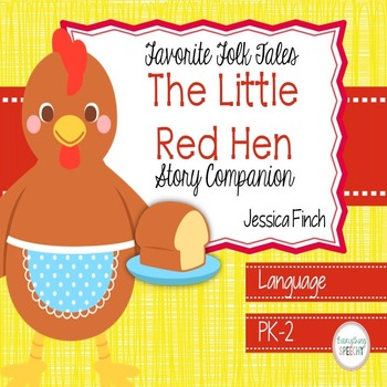 Story Companion: The Little Red Hen