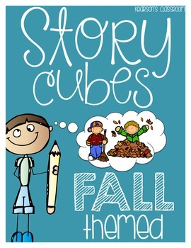 Story Cubes ~ Fall Themed