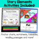 Story Elements - Anchor Charts, Songs, Mini-Reader, Short