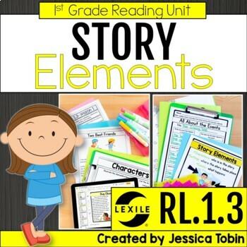 Story Elements RL1.3