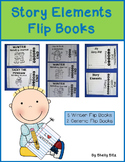Story Elements Flip Books