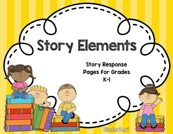 Story Elements Literature Response