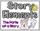 Story Elements Posters for most grades!
