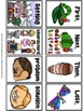 Story Elements/Retelling English & Spanish (Bilingual) Posters