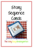 Story Elements Sequence Cards