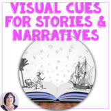 Visual Cues & Maps for Stories & Narratives for Special Ed