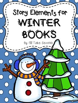 Story Elements for Winter Books