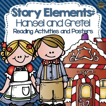 Story Elements Posters and Activities