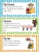 Story Elements workbook and reading vocabulary