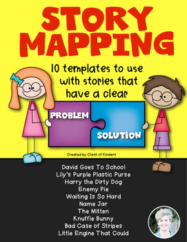 Story Mapping {Templates} for Stories with a Clear Problem