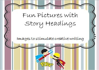 Story Picture Ideas (Part 4)