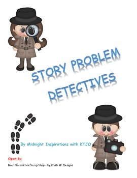 Story Problem Detectives