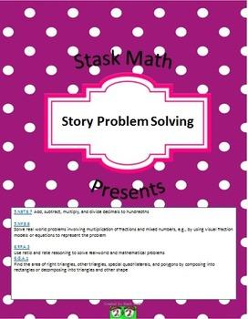 Story Problem Solving