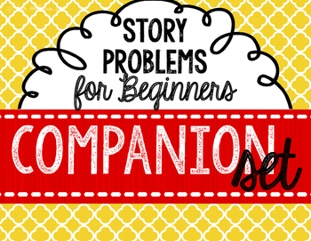 Story Problems for Beginners - Build Your Own