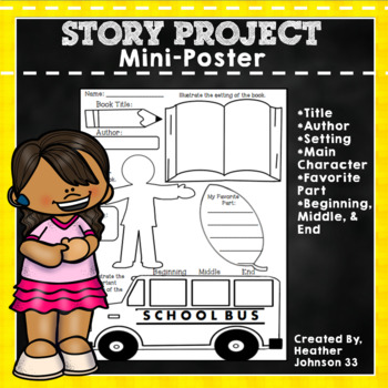 Story Project/ Poster