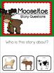 """Story Questions for """"Mooseltoe"""""""