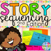 Story Sequencing 2nd Edition