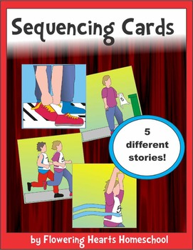 Story Sequencing Cards