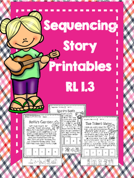 Story Sequencing Printables RL  1.3