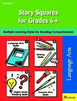 Story Squares for Grades 6+