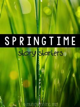 Story Starter Strips [Spring Edition]
