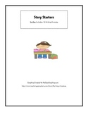 Story Starters Set One