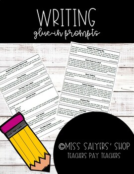 Story Starters Writing Prompts
